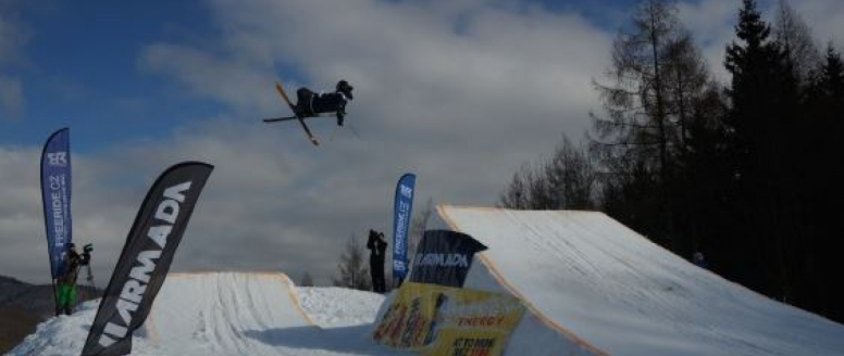 Report: Czech Freeski Tour by Big Shock! Klíny