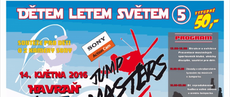SONY ACTION CAM Jumpmasters 2016
