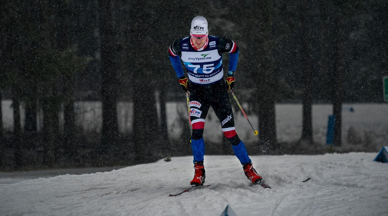 Svetovy Pohar V Bezeckem Lyzovani Odstartoval Nejlepsim Cechem Byl Ve Sprintu Ludek Seller Czech Ski