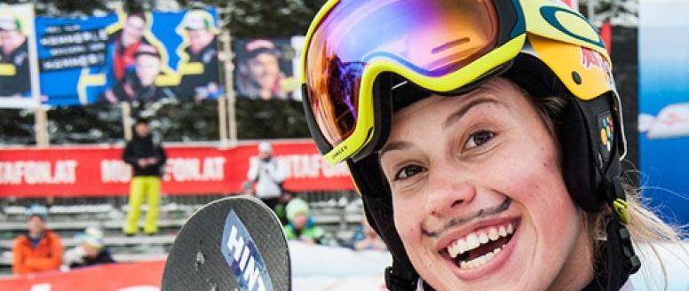 Snowboard je nejlepší českou disciplínou